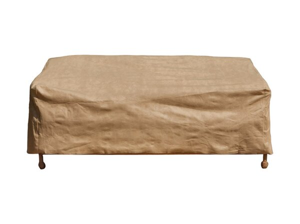 Loveseat Water Resistant Patio Sofa Cover by Freeport Park