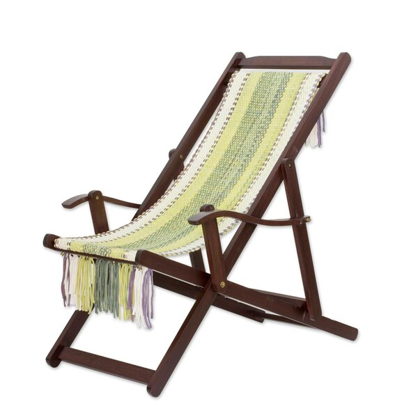 Bord Paradise Fields Chair Hammock by Bloomsbury Market