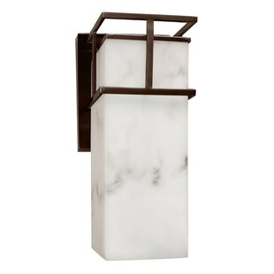 Affordable Price Keyon 1-Light Outdoor Sconce By Brayden Studio