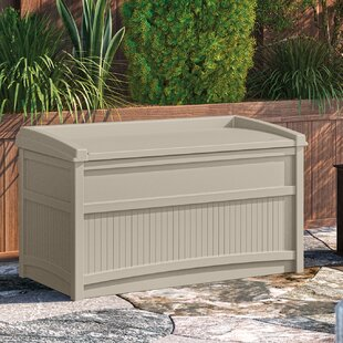50 Gallon Resin Deck Box