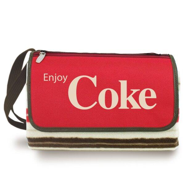 Coca-Cola (Moka) Blanket Tote by ONIVA™