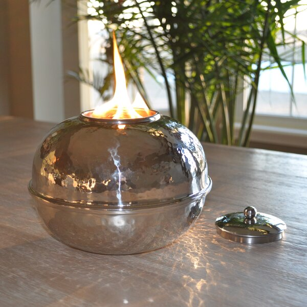 Sydney Firepot Tabletop Torch by Starlite Garden and Patio Torche Co.