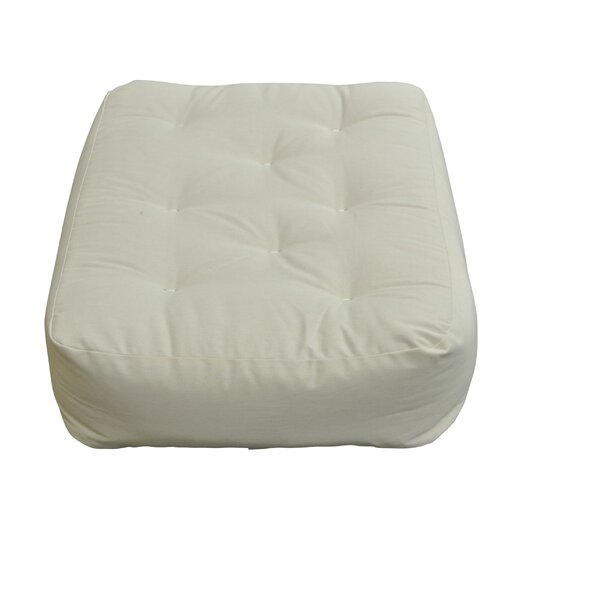 Feather Touch I 7 Cotton Ottoman Size Futon Mattress by Gold Bond