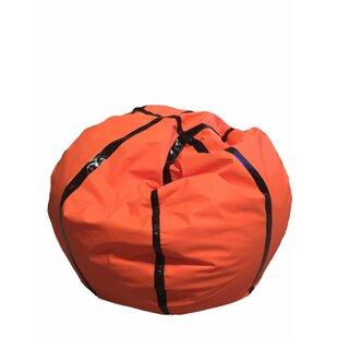 Basketball Bean Bag Chair by B&F Manufacturing