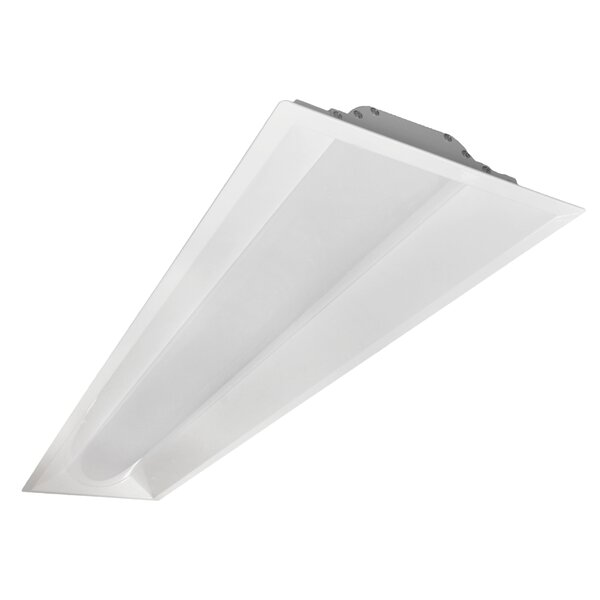48 Architectural LED Troffer by NICOR Lighting