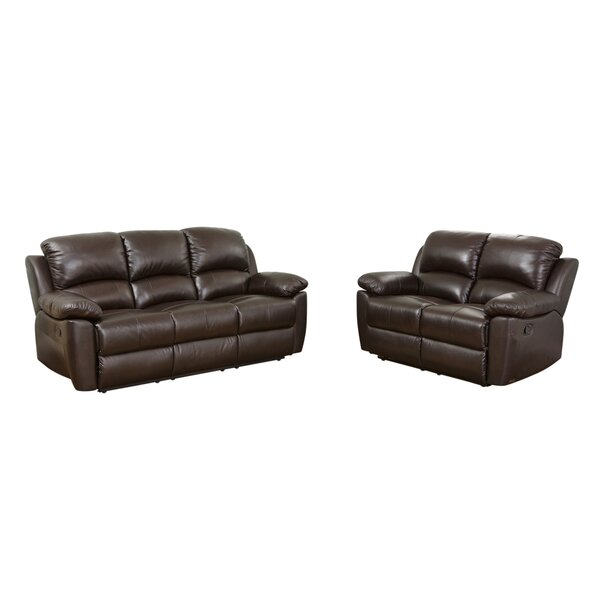 Pullum 2 Piece Reclining Living Room Set (Set of 2) by Red Barrel Studio Red Barrel Studio