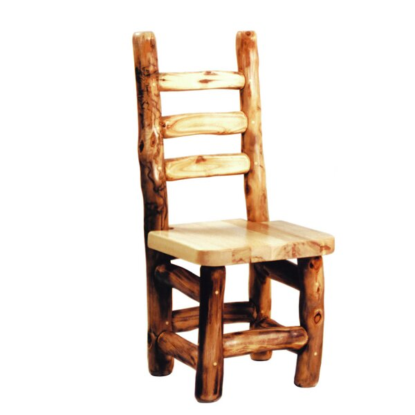 Hilary Solid Wood Dining Chair by Loon Peak