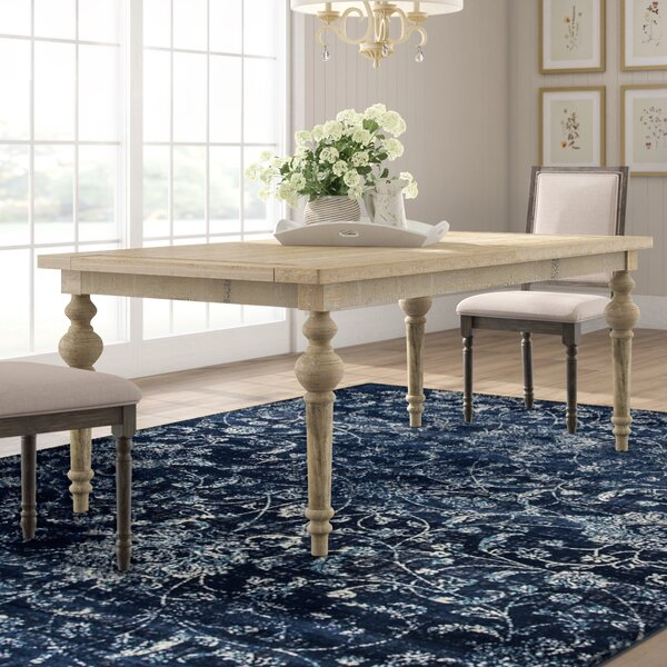 Bargain Clintwood Butterfly Leaf Dining Table By Three Posts Coupon