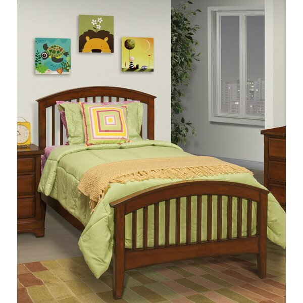 Scaggs Standard Bed by Harriet Bee