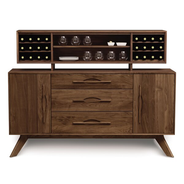 Audrey 2 Door Sideboard by Copeland Furniture Copeland Furniture
