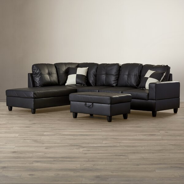 Best Price Russ Sectional with Ottoman Sweet Spring Deals on