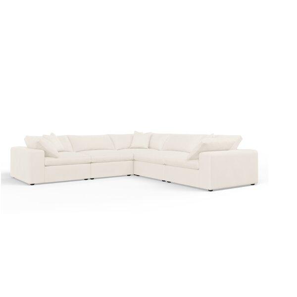 Cameron Modular Sectional by Wayfair Custom Upholstery™