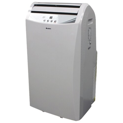 Gree 12,000 BTU Portable Air Conditioner with Remote by Homevision Technology