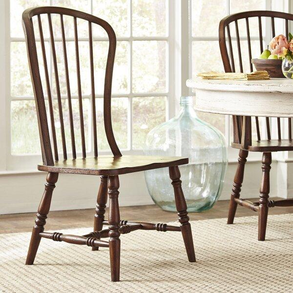 Abbott Solid Wood Dining Chair by Birch Lane™