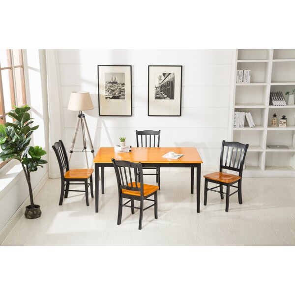 Weldy 5 Piece Dining Set by Red Barrel Studio Red Barrel Studio