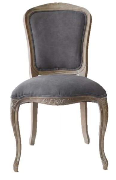Ella Upholstered Dining Chair By One Allium Way by One Allium Way Spacial Price