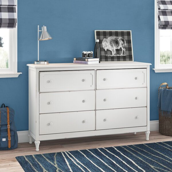 Derlyum 6 Drawer Double Dresser by Grovelane Teen