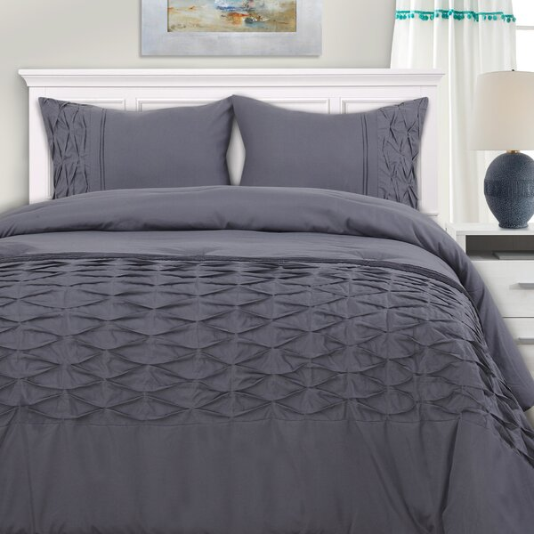Garren Superior Down Alternative Comforter Set by