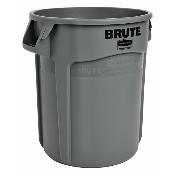 Brute Garbage Plastic 20 Gallon Trash Can by Rubbermaid Commercial Products