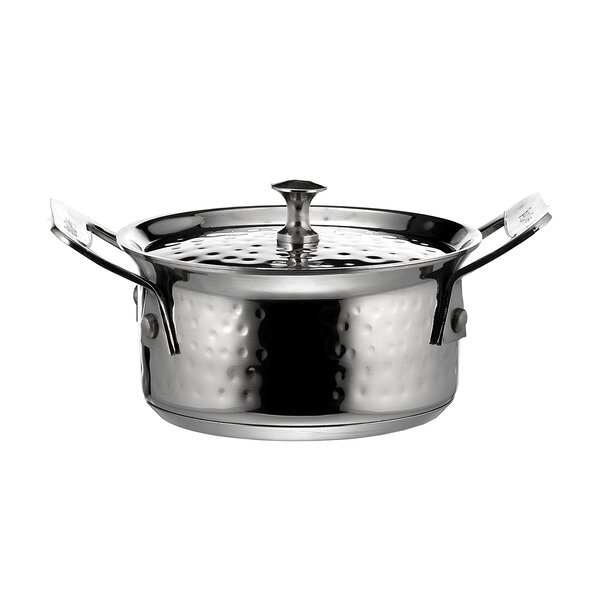 Cucina 0.34-qt. Soup Pot with Lid by Bon Chef