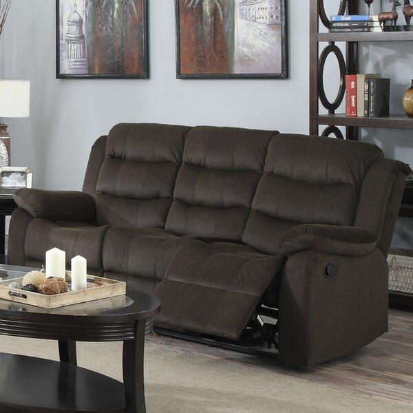 Casper Reclining Sofa by Red Barrel Studio