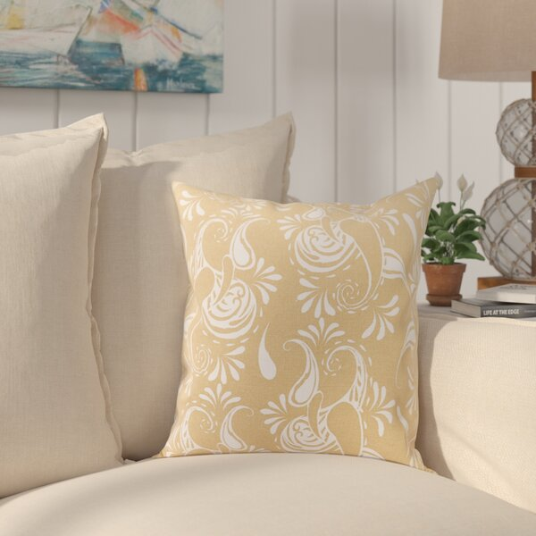 Sergios Cotton Pillow Cover by Beachcrest Home