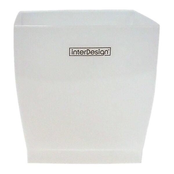 Plastic 1.25 Gallon Waste Basket by InterDesign