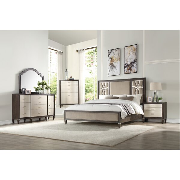 Fuselier Standard Configurable Bedroom Set by House of Hampton