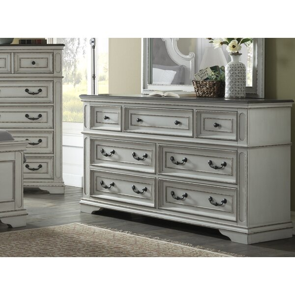 Benedick 7 Drawer Dresser by One Allium Way
