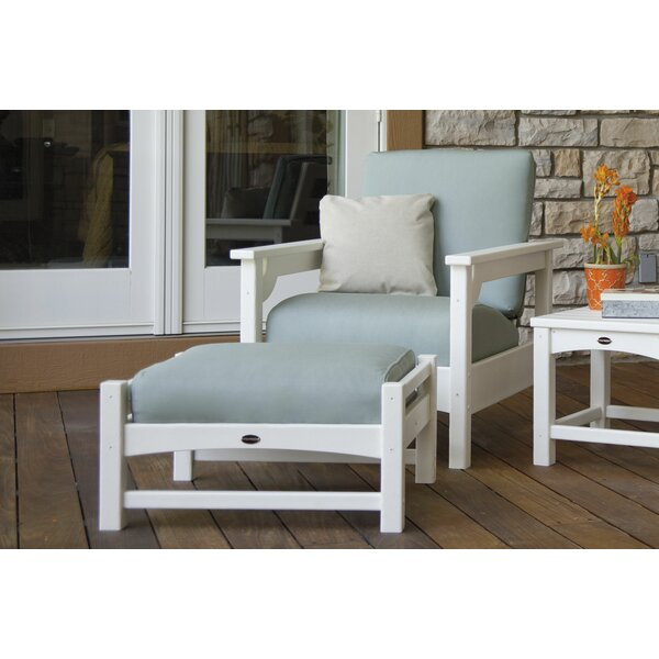 Club 4-Piece Deep Seating Set by POLYWOOD®
