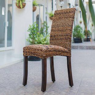 Affordable Price Tilley Dining Side Chair (Set of 2) by World Menagerie