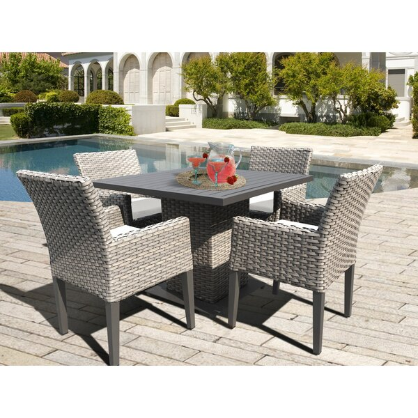 Caspian Bistro Table W002555061 Onsales Discount Prices