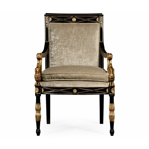 Kensington Upholstered Dining Chair by Jonathan Charles Fine Furniture