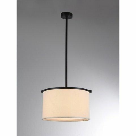 Aesha 1-Light Pendant by Warehouse of Tiffany