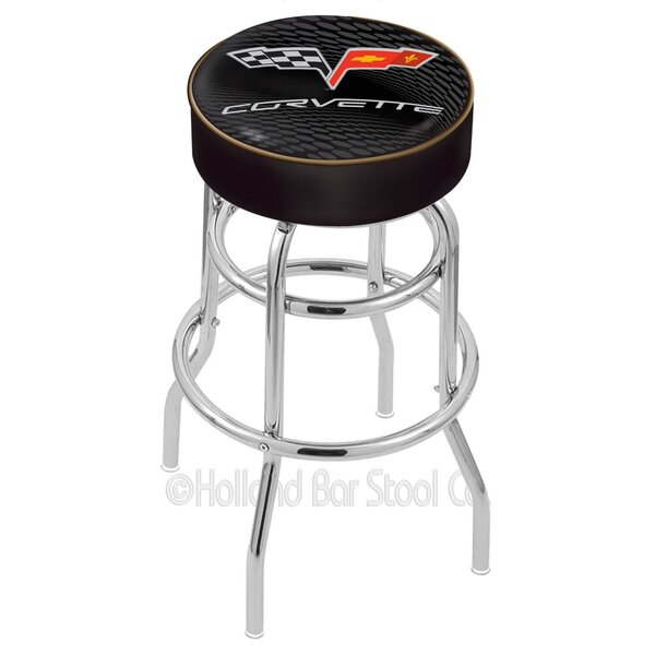 Corvette - C6 25 Swivel Bar Stool by Holland Bar Stool