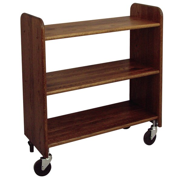 Book Cart by Catskill Craftsmen, Inc.
