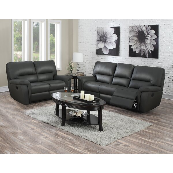Judlaph Solid Reclining  2 Piece Living Room Set by Red Barrel Studio
