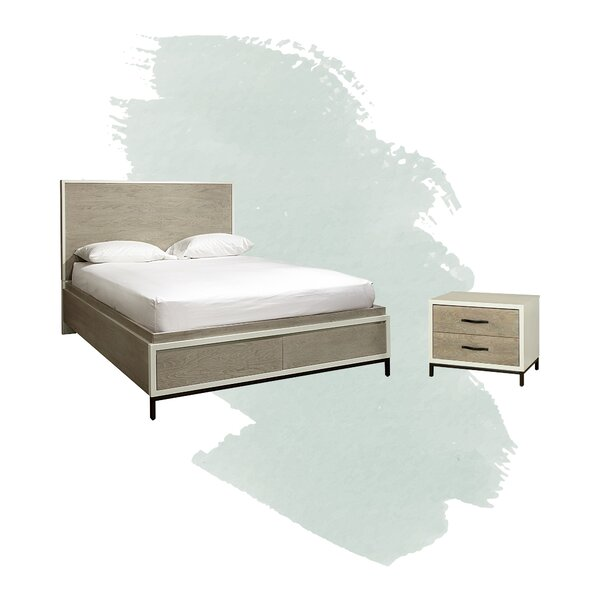 Forrest Standard Customizable Configurable Bedroom Set by Foundstone Foundstone
