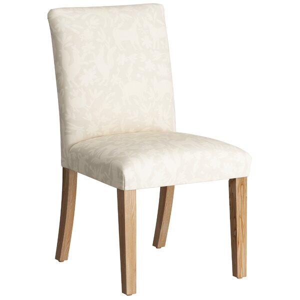 Tavon Upholstered Dining Chair by Rosecliff Heights
