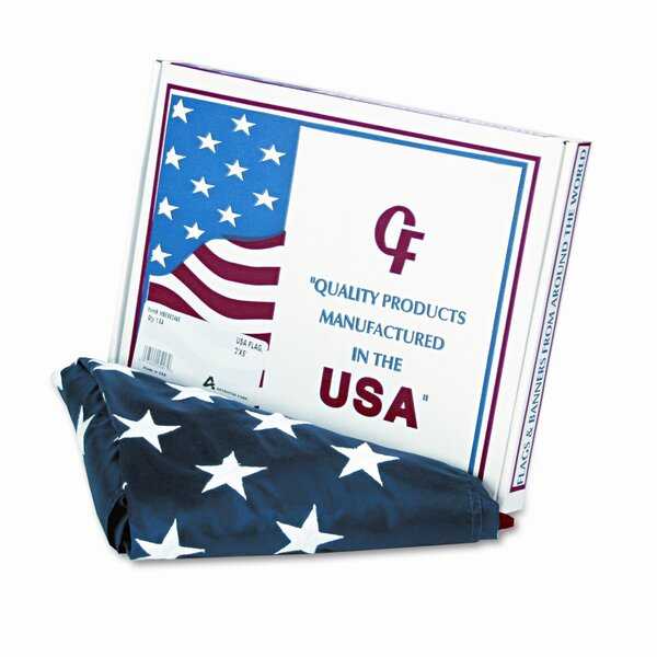 United States Traditional Flag by Advantus Corp.
