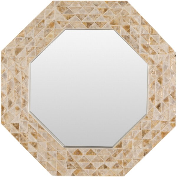Seagrove Accent Mirror by Bay Isle Home
