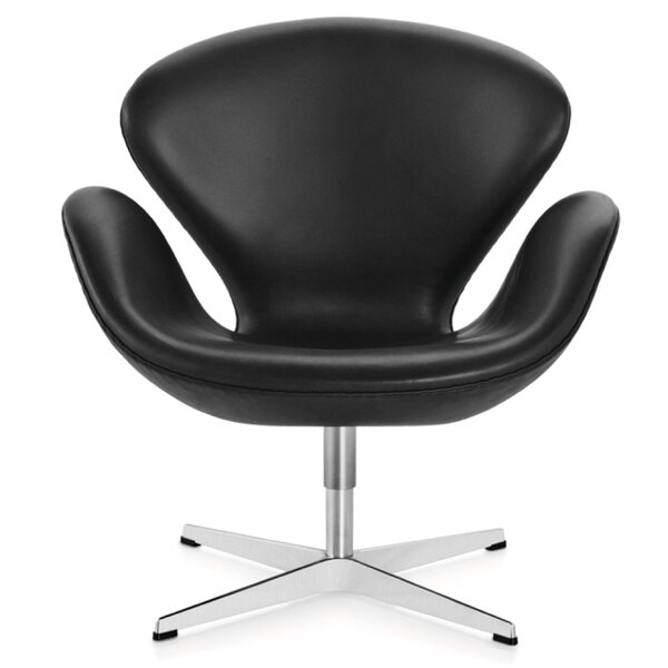 Murphey Swivel Armchair by Orren Ellis Orren Ellis