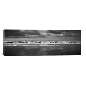 'Ocean' Photographic Print on Canvas by East Urban Home