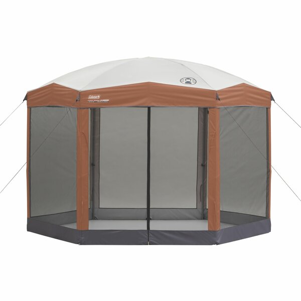 Back Home™ Instant 6 Person Screen House by Coleman