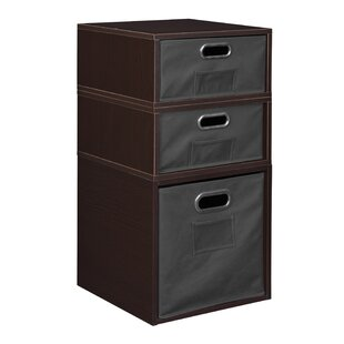 Best Chastain Storage Cube Unit Bookcase ByRebrilliant