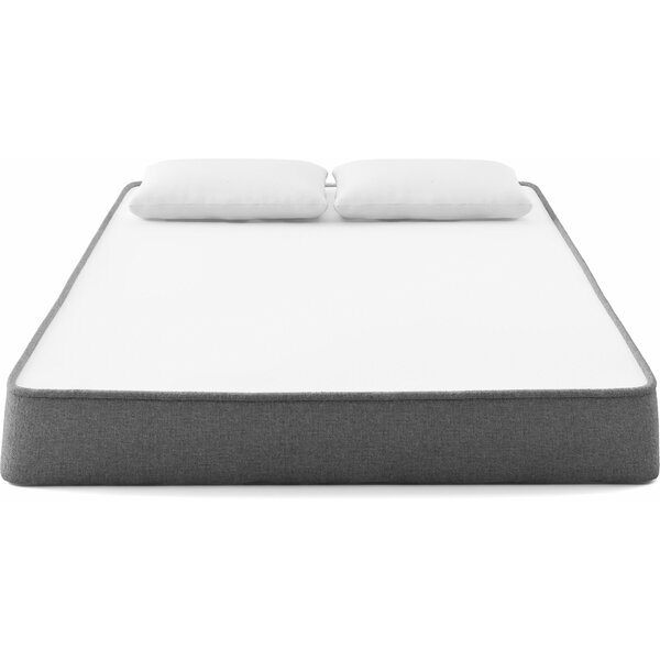 Aurora Elite 10 inch Medium Memory Foam Mattress by Modloft Black