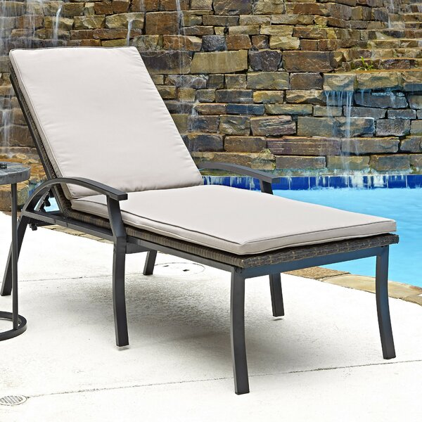 Sessums Soft Modern Reclining Chaise Lounge by Bloomsbury Market Bloomsbury Market