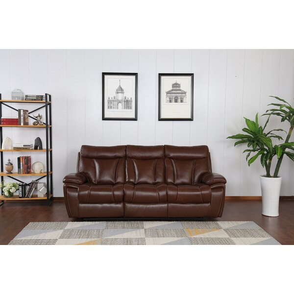 Review Knollview Motion Reclining Sofa
