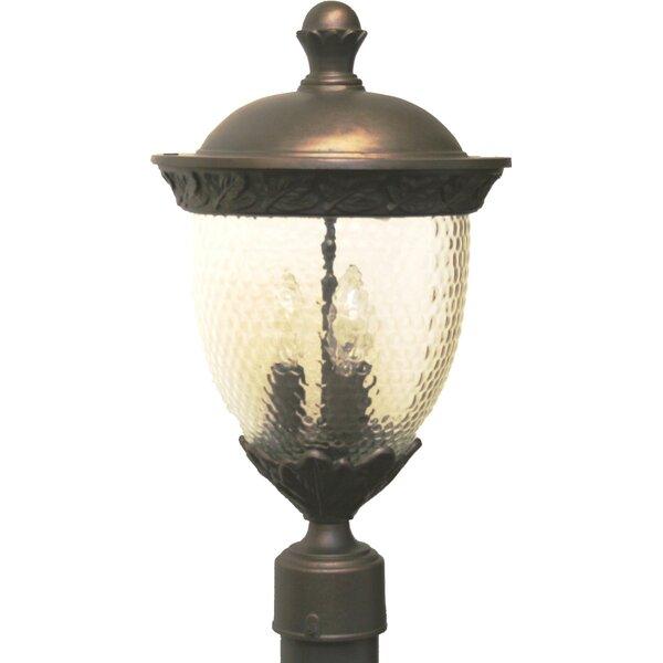 Phillipstown 4 Light 15 Post Lantern by Alcott Hill
