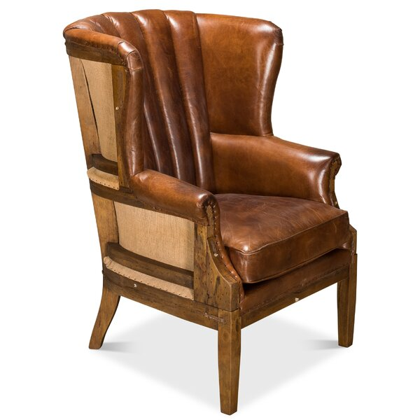 Mcalpine Wingback Chair By 17 Stories
